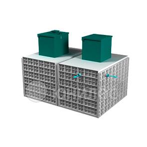 Автономная канализация Астра-100 Лонг