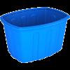 Ванна 200 синяя