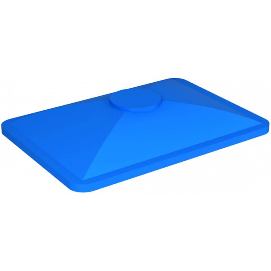 Крышка для ванны К 600 синяя