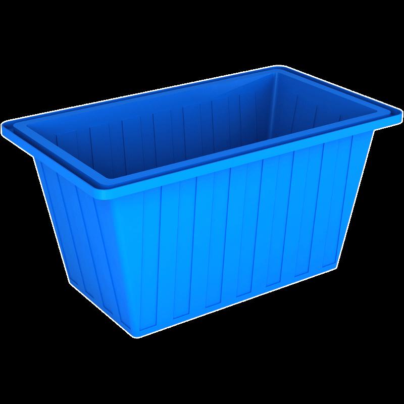 Ванна К 400 синяя