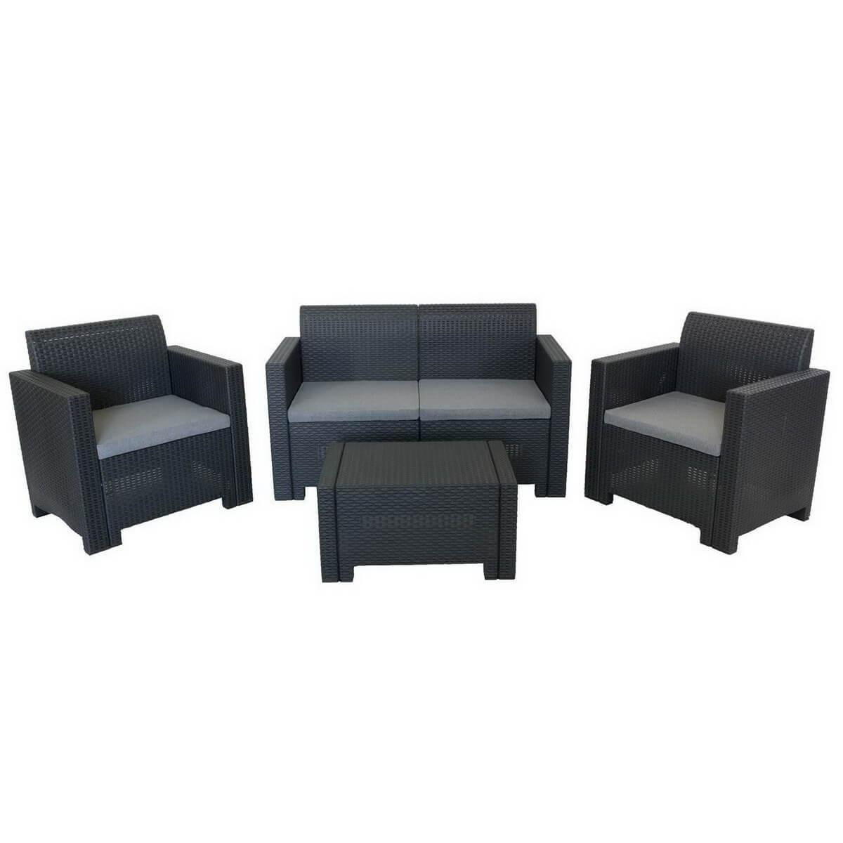 Комплект мебели BiRattan Nebraska 2
