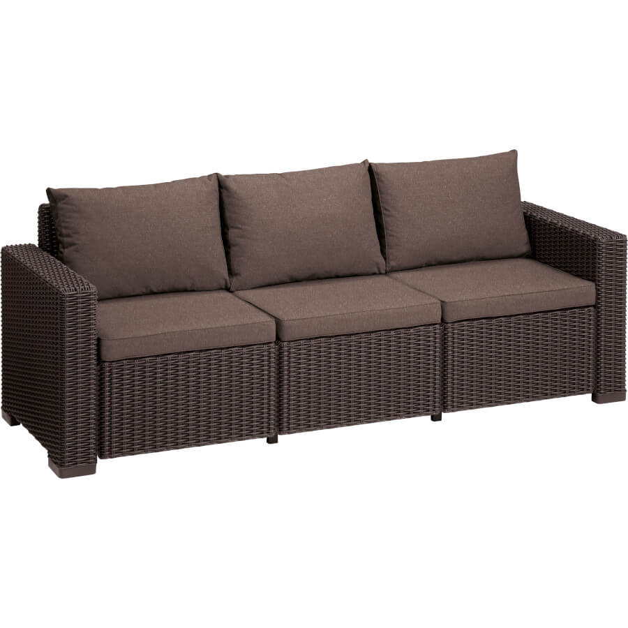 Диван Allibert California 3 Seater Sofa 17196779