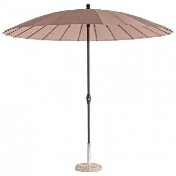 Зонт 4villa Флоренция 270 см коричневый