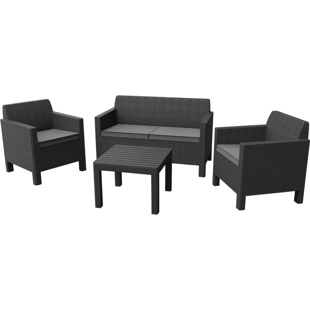 Комплект мебели Allibert Orlando Small Table 17202809