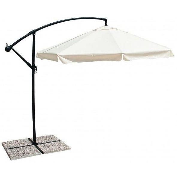 Зонт 4villa Парма 300 см бежевый