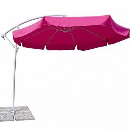 Зонт 4villa Парма 300 см фуксия