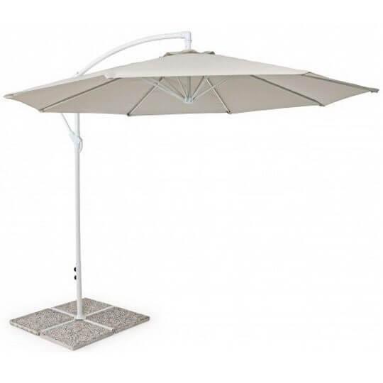 Зонт 4villa Парма 300 см слоновая кость