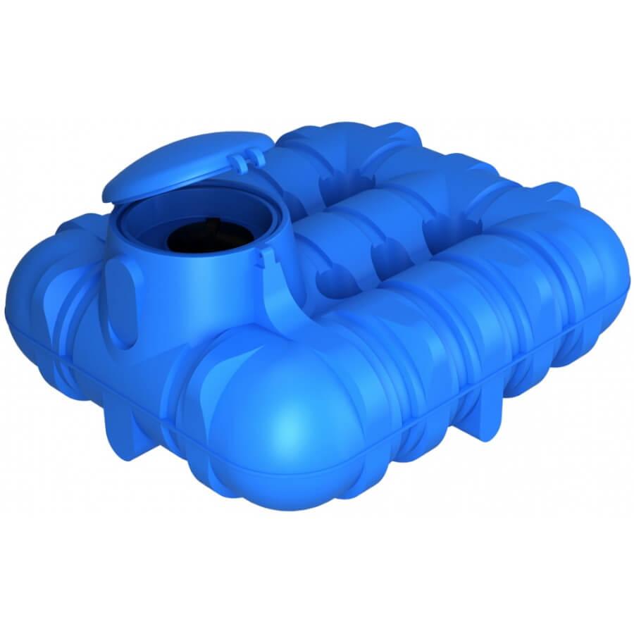 Емкость подземна R 3000 синяя