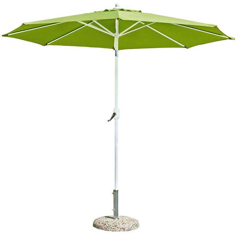 Зонт 4villa Турин 270 см зеленый