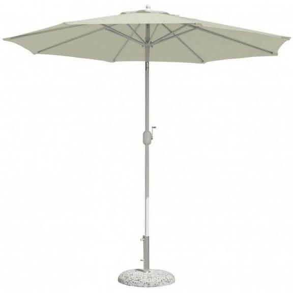 Зонт 4villa Турин 270 см белый